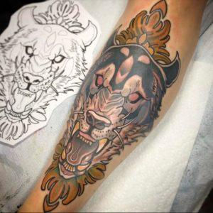 Maui Tattoo Artist Kevin Farrand 1