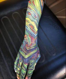 Maui Tattoo Artist Kevin Farrand 2