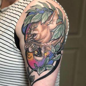 Maui Tattoo Artist Keven Farrand 3