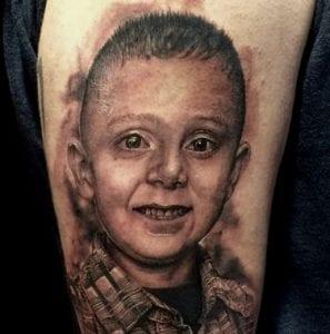 Miguel Rodriguez Tattoo Artist 1