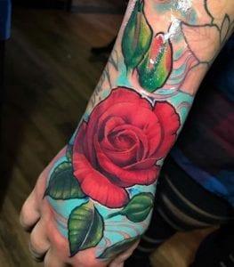 Miguel Rodriguez Tattoo Artist
