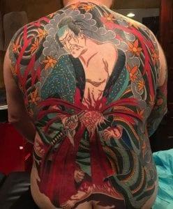 Mikey Wheeler Tattoo Artist