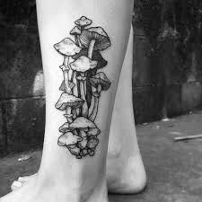 What Does Mushroom Tattoo Mean 45 Ideas And Designs