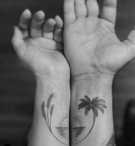 NYC Tattoo Artist Christopher Vasquez 1