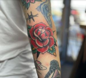 NYC Tattoo Artist NYCTattooer 1