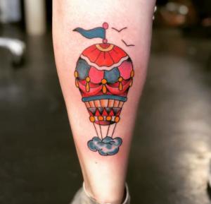 NYC Tattoo Artist NYCTattooer 4