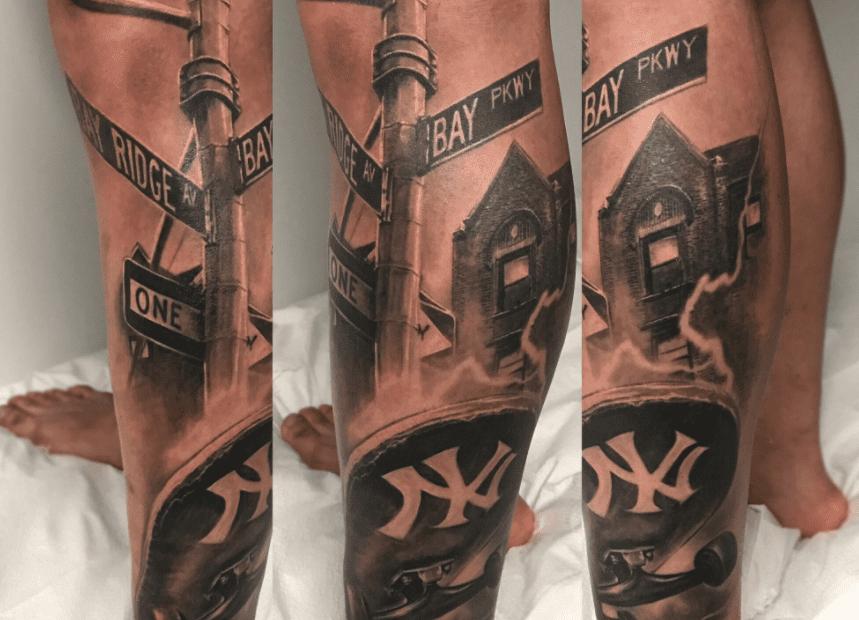NYC Tattoo Artists