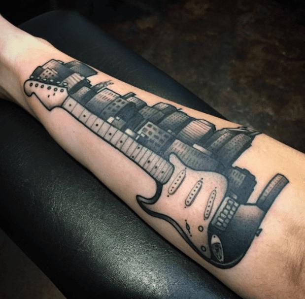 Nashville Tattoo Artists