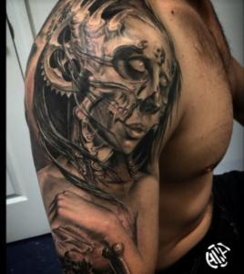 New Jersey Tattoo Artist Biagio Pagliarulo 2