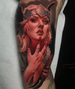 New Jersey Tattoo Shop Grave Tattoo 1