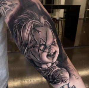 New Jersey Tattoo Shop Grave Tattoo 2