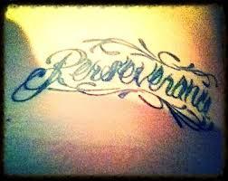 Perseverance Tattoo 17