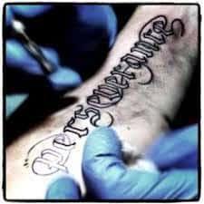 Perseverance Tattoo 19