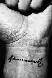 Perseverance Tattoo 20