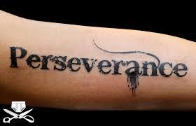Perseverance Tattoo 30