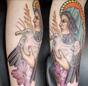 Philadelphia Tattoo Artist Doug Hand 3