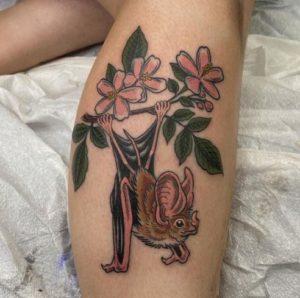 Phoenix Tattoo Artist Lindsey Leopard 1