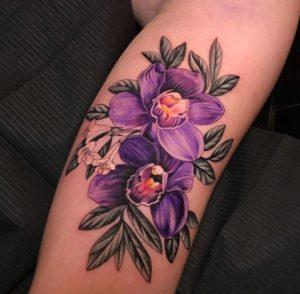 Phoenix Tattoo Artist Taija Gauthier 2