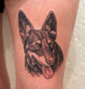 Pittsburgh Tattoo Artist Mike Hluhan 1