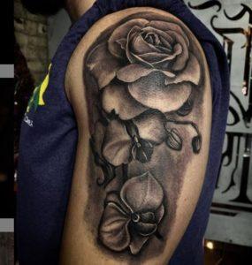 Pittsburgh Tattoo Artist Milan 1
