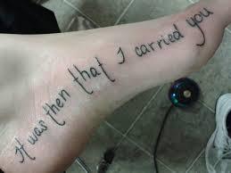 Poem Tattoos 37