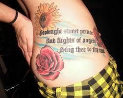 Poem Tattoos 41