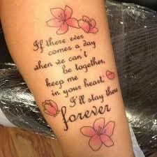 Poem Tattoos 7