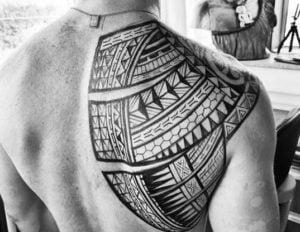 Polynesian Tattoo Artist Marcus Parreira 1