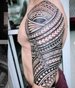 Polynesian Tattoo Artist Marcus Parreira 2
