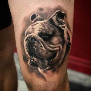 Portland Tattoo Artist Dustin Kendig 1