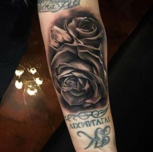 Portland Tattoo Artist Dustin Kendig 2
