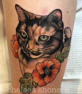 Providence Tattoo Artist Chelsea Shoneck 2