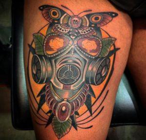 Providence Tattoo Artist Jeff Burt 2
