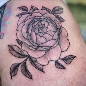 Raleigh Tattoo Artist Nicole Eveland 5