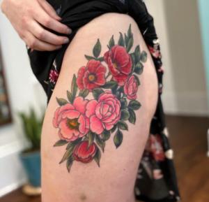 Raleigh Tattoo Artist Nicole Eveland 6