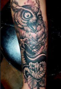 Raleigh Tattoo Shop 401 Tattoo 1