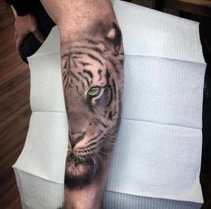 Rene Botha Tattoo Artist 1