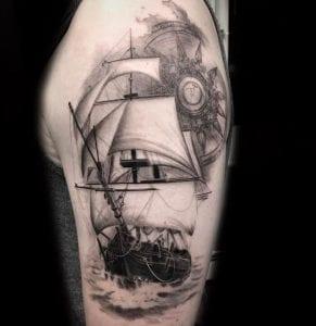 Rene Botha Tattoo Artist