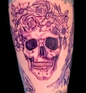 Rob Thomas Tattoo Artist 1