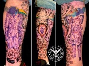 Rob Thomas Tattoo Artist
