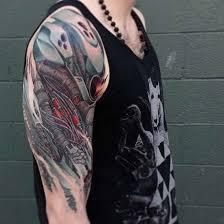 Robot Arm Tattoo 50