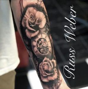 Russ Weber Tattoo Artist