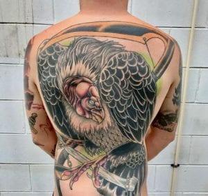 Russell Widner Tattoo Artist