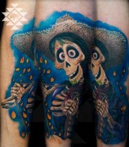 Ryan Dugi Lewis Tattoo Artist 1