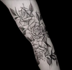 Salt Lake City Tattoo Artist Paige Jean 1