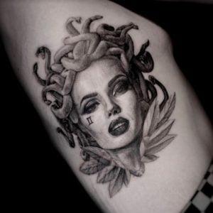 Salt Lake City Tattoo Artist Paige Jean 2