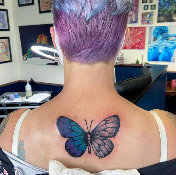 Salt Lake City Tattoo Artist Robyn Mahon 1