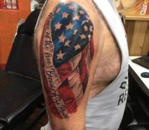 San Antonio Tattoo Artist Abel Quinones 1