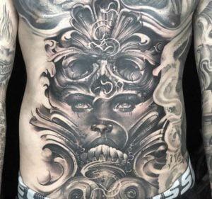 San Diego Tattoo Artist Angel Reynosa 2