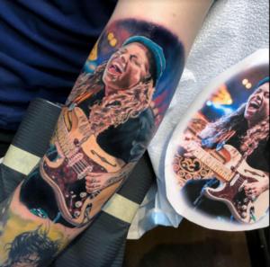 San Diego Tattoo Artist Grant McConnell 1